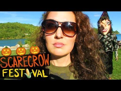 SCARECROW FESTIVAL // Mahone Bay, Nova Scotia