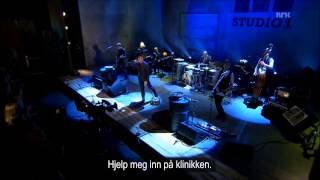 Kaizers Orchestra - Dieter Meyers Inst. - Studio 1 Premiere