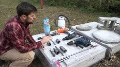 Diamond Core Drill Bits vs Carbide Core Drill Bits - Concrete Drilling