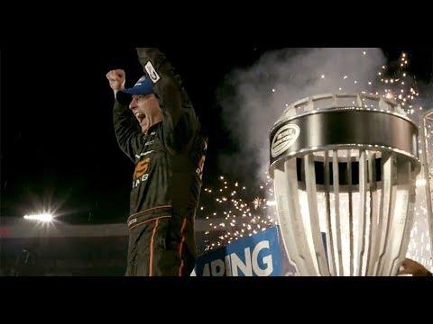 image for Johnny Sauter wins NASCAR Truck Series regular-season trophy