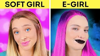 """Soft Girl VS E-Girl 