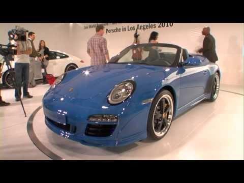 Messebericht: Porsche LA Motorshow Cayman R