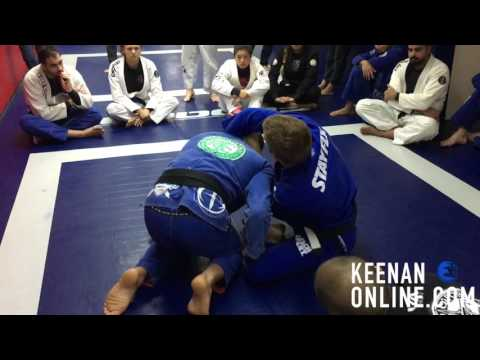The Most Unexpected Jiujitsu Choke. They Never See it Coming  KEENANONLINE.com