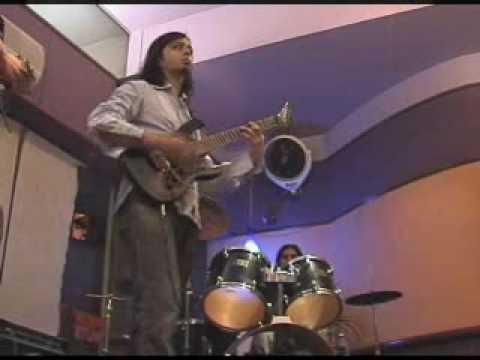 Faraz Anwar - A Mixolydian Jam (Guitar Workshop - Karachi)