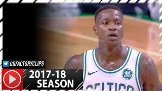 Terry Rozier Full PS Highlights vs Sixers (2017.10.09) - 15 Pt…