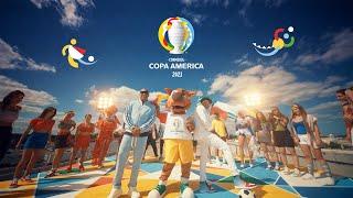 La Gozadera I  Canción Oficial CONMEBOL Copa América 2021 I Gente De Zona