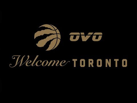 Toronto Raptors 'Welcome Toronto Night' - OVO Intro