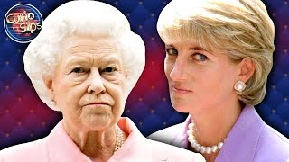 Truth About Lady Di & The Queen's Relationship!