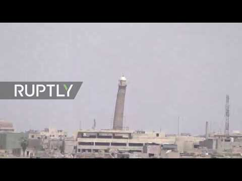 LIVE: Mosul skyline as anti-IS operation continues