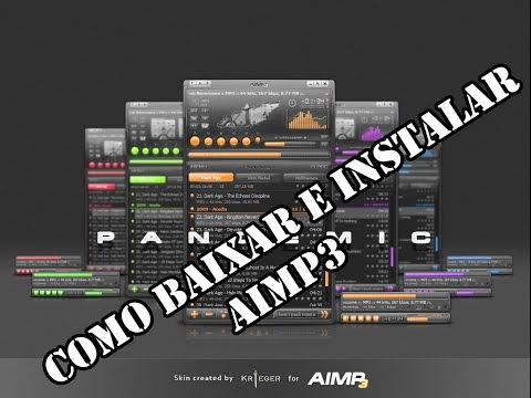 COMO BAIXAR E INSTALAR AIMP3 - (2016)