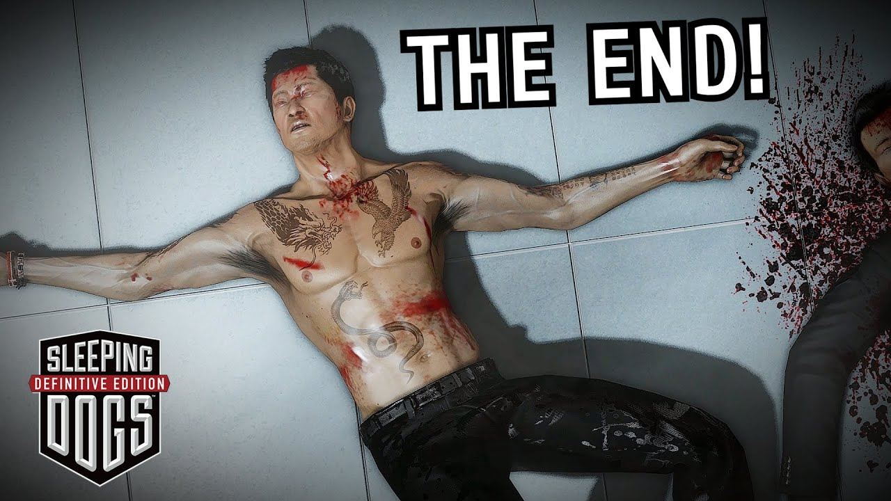 THE END OF MAFIA IN HONG KONG | FINAL MISSION | SLEEPING DOGS GAMEPLAY #14