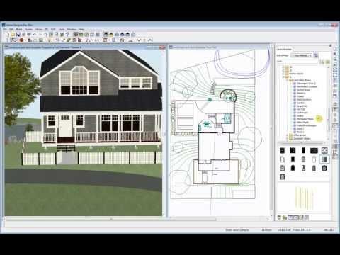 Home Designer Webinar - Landscape and Deck 2014
