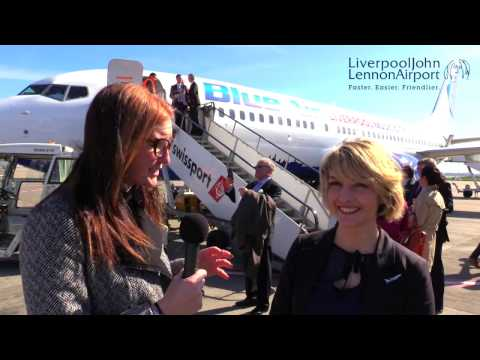 Find out where you can travel with Blue Air from Marketing Manager Elena   The Guide Liverpool