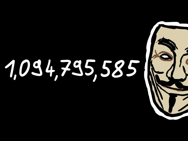 Why Hackers Love the Number 1,094,795,585