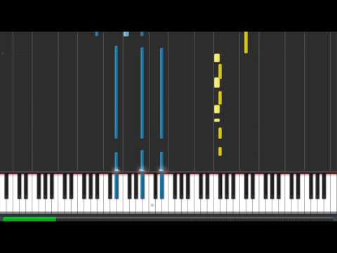 Violetta 3 Roxy y Fausta Underneath it all Piano Tutorial cover Synthesia