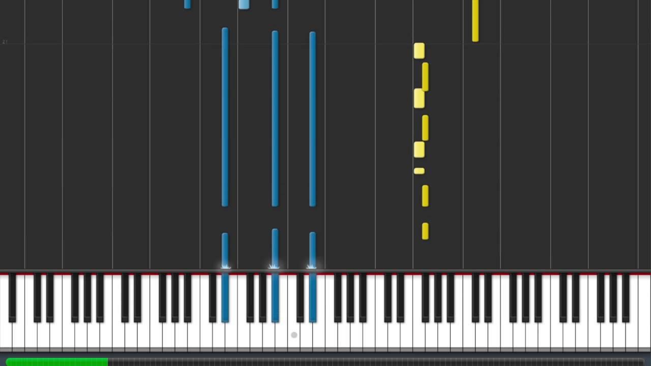 Как играть на пианино в андертейл