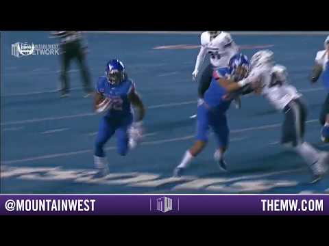 HIGHLIGHTS: Utah State Aggies vs Boise State Broncos
