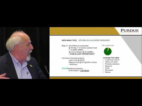 Asset Governance Energy - Albert Gilewicz, Purdue University - ARC Orlando 2018 Forum