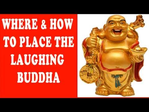 WHERE & HOW TO PLACE LAUGHING BUDDHA|FENGSHUI BUDDHA BENEFITS|घर में कहाँ रखें लाफ़िंग बुद्धा?