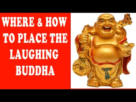 WHERE & HOW TO PLACE LAUGHING BUDDHA|FENGSHUI BUDDHA ...