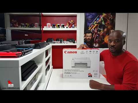 How To Setup Your Canon Inkjet Printer (2019)
