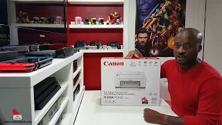 Canon IJ Setup and Review Video