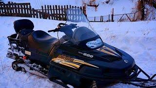 Обзор снегохода SKI-DOO SKANDIC SUV 600 SDI bombardier(Группа в VK - http://vk.com/izyhook Подписка приветствуется БРО!! Спасибо за просмотр!, 2015-01-11T11:34:34.000Z)