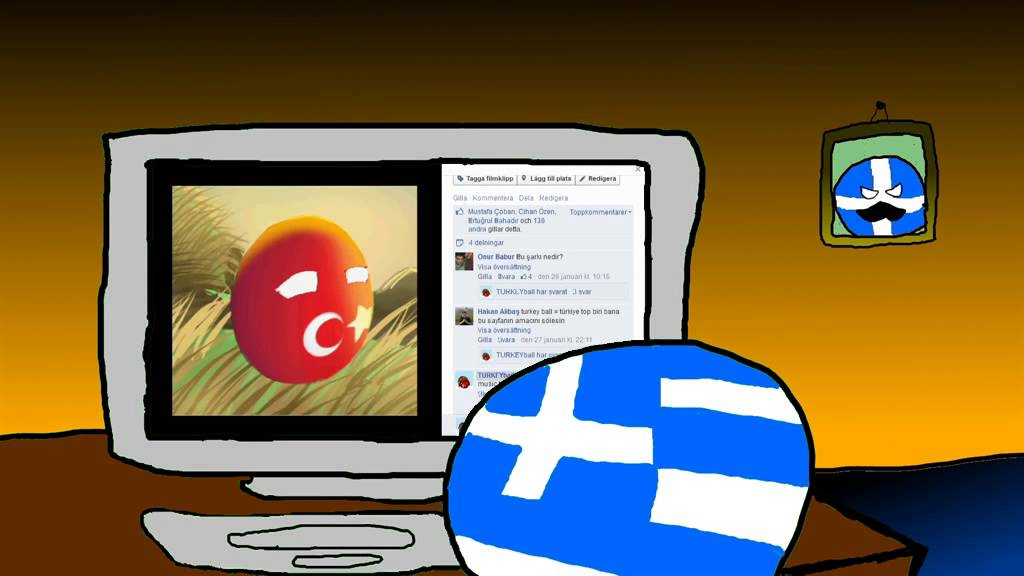 How To Cancel Uber >> TURKEYball - Greece is jelly - YouTube