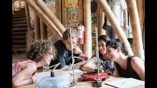 Green School Launching Innovation Learning Spaces