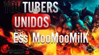 EMK : [YoutubersUnidos] Ess MooMooMilK & EMK EyeOfTiger