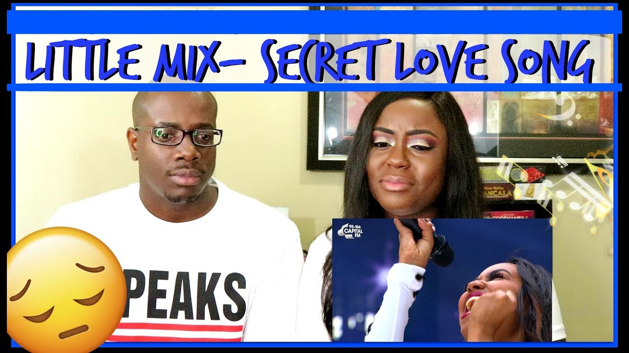 bdd4cb1688594c Little Mix - Secret Love Song (Summertime Ball) | Couple Reacts ...