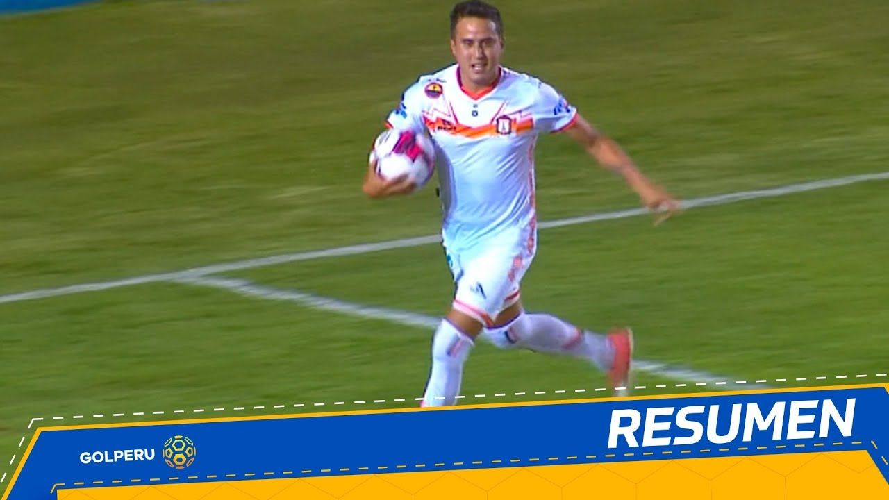 Resumen: Sport Rosario vs. Ayacucho FC (2-3)