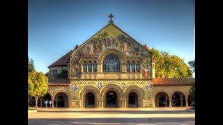Nhà thờ tưởng niệm Stanford- Stanford Memorial Church