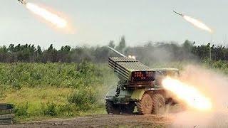 Shock! Russian MLRS fire in Kiev! Шок! Российские РСЗО стреляют по Киеву!
