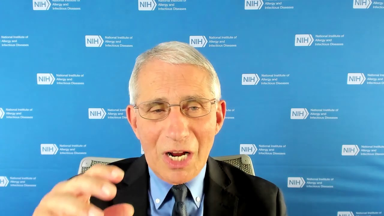 Anthony Fauci - on changing science, long-covid, and political intrusion into health agencies