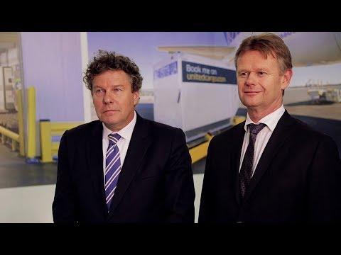 United Cargo Interview | Air Cargo Europe Munich