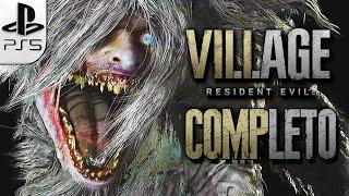 Resident Evil 8 Village Juego COMPLETO y FINAL en Español