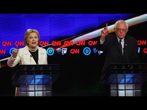 Bernie Sanders on Clinton: 'I do question her judgme...