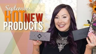 Hot New Products September | Makeup Geek