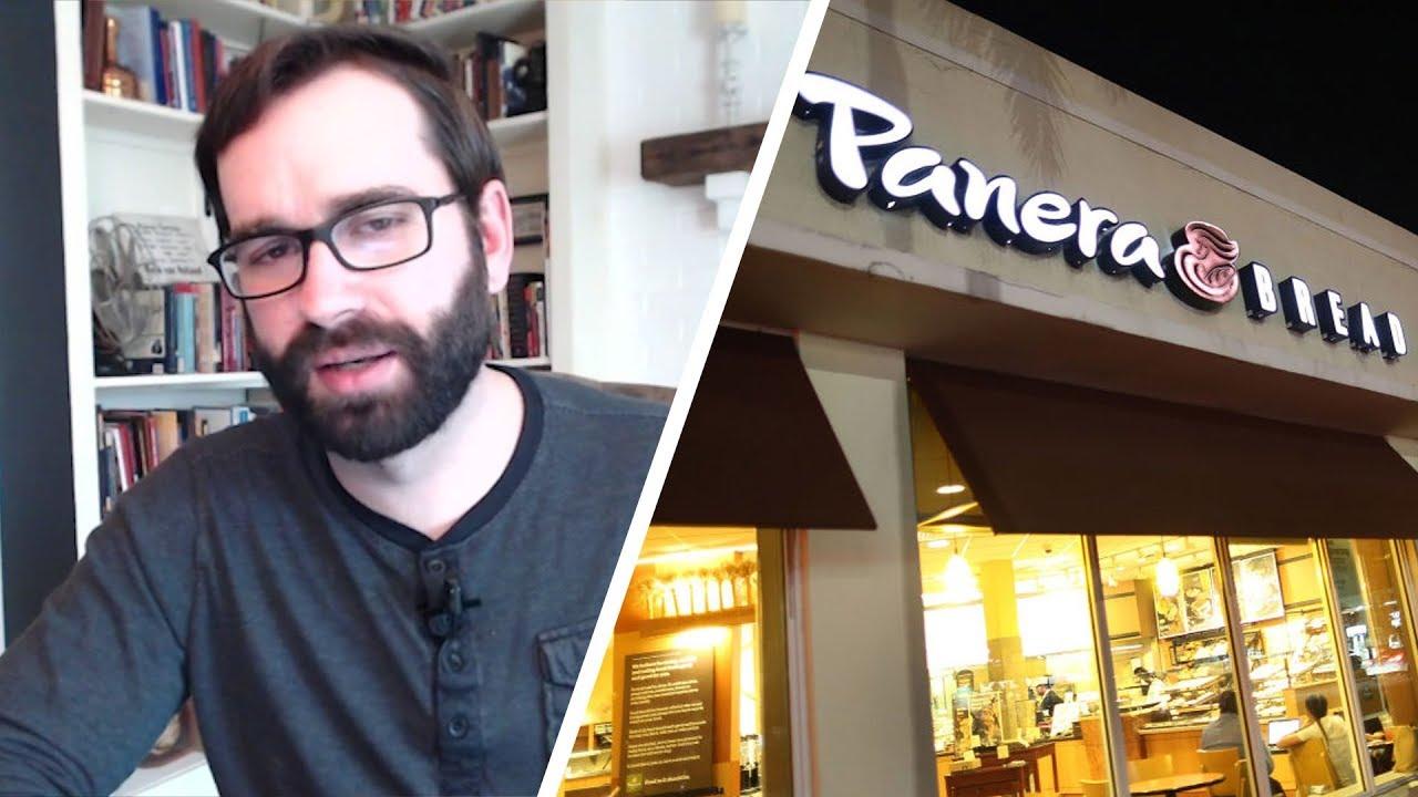 Panera Bread Co. CEO Ron Shaich sees pay rise 26.5 percent ...  |Panera Matthews Rodger