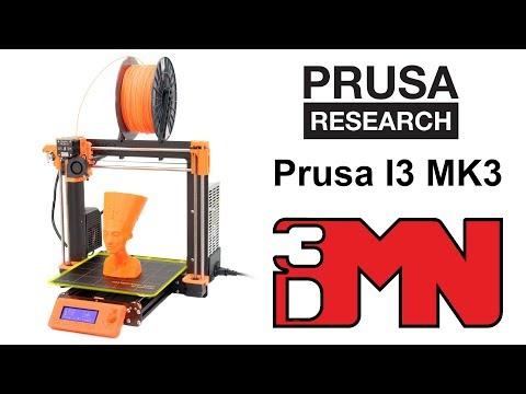 Original Prusa I3 MK3 Live Build - IT'S FINALLY HERE!!!!