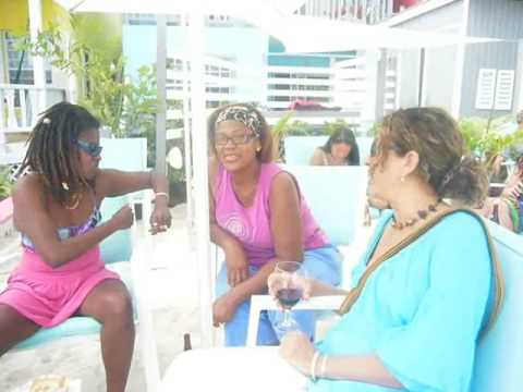 MISS STAR CREOLE COMEDY FROM CAYE CAULKER   Raw & Uncensored