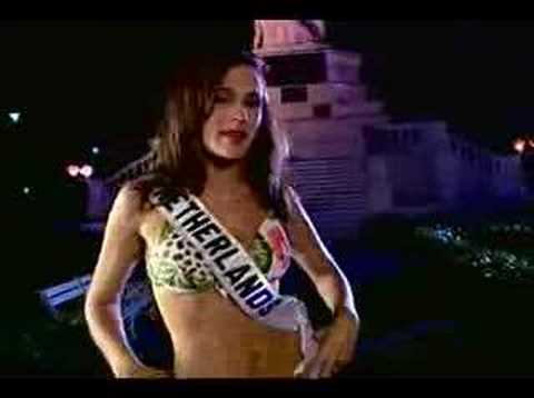 Miss Universe 2003 - Opening -