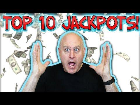 ✦ TOP 10 ✦ Best Jackpots of December 2018 💥HUGE WIN$ 💰| The Big Jackpot