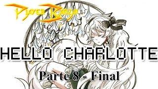 Hello Charlotte EP1 - RPG Maker Horror Game PT-BR - Parte 8 - Final do EP1