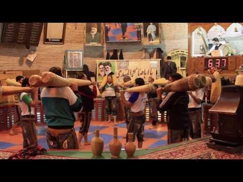 Zurkhaneh - House of Strength (Iran Bodybuilding)