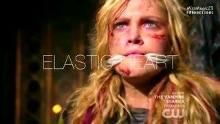 Clarke and Lexa - Elastic Heart