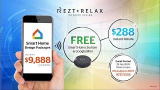 A Smart Home System in BTO   Rezt+Relax Interior Design