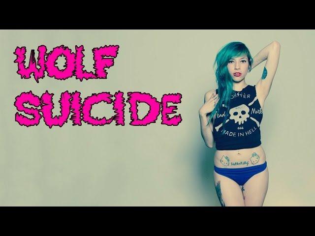Wolf Suicide Monsterette