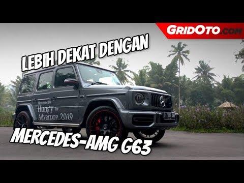 Melihat Lebih Dekat Mercedes-AMG G63